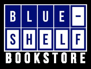 Blue Shelf Bookstore header logo