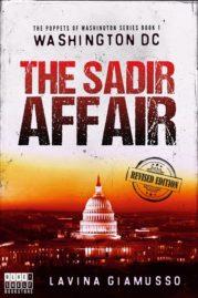 The sadir affair - book